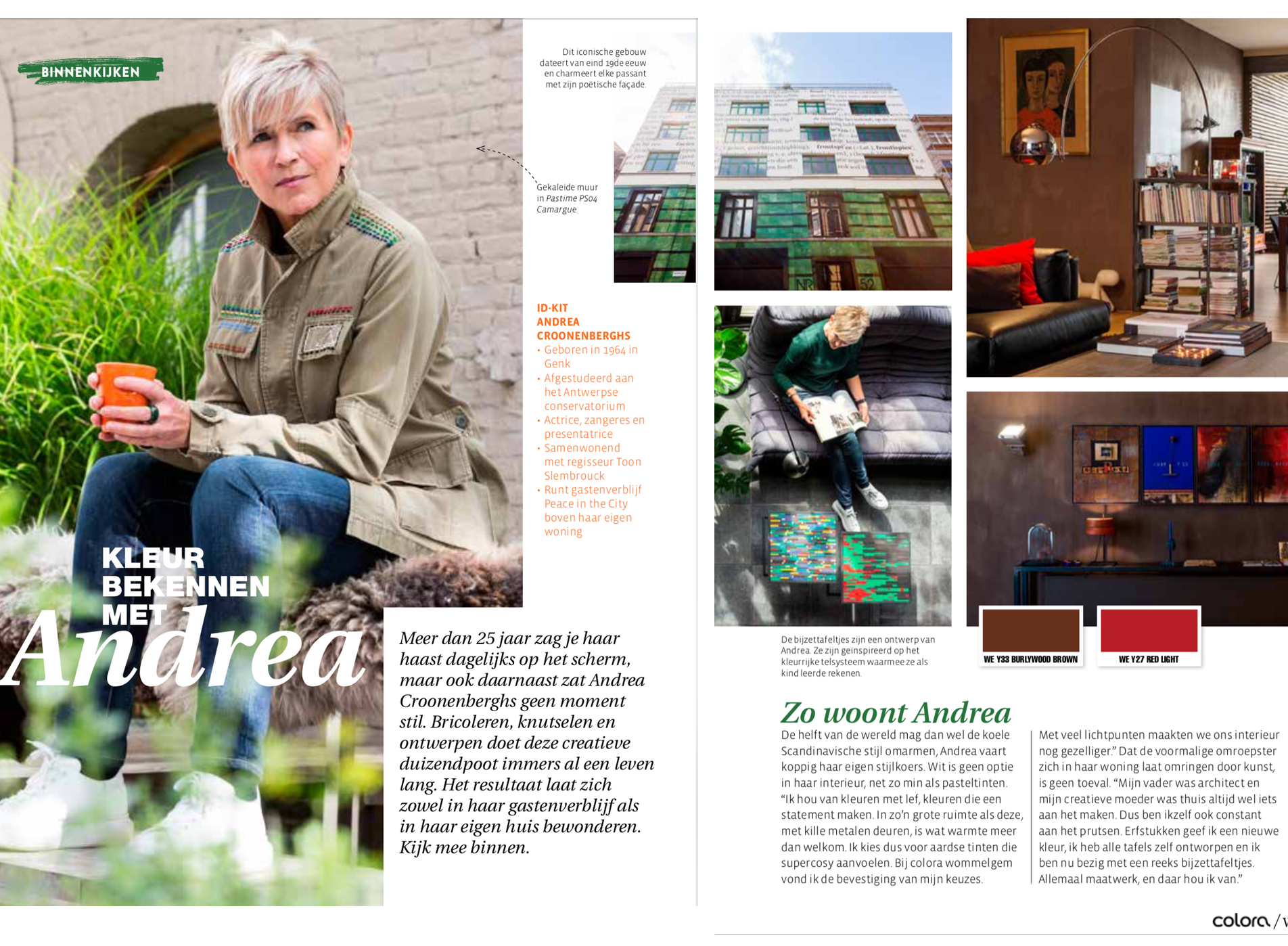 Photo first page PDF article PITC - with Andrea Croonenbergs