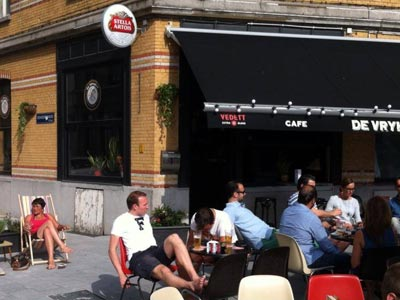 De Vryheyt - Bar - Antwerp