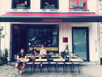 Caffènation - Coffee Bar - Antwerp
