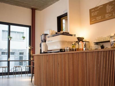 Kolonel Koffie - Coffee bar - Antwerp