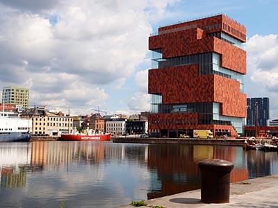 MAS - Museum - Antwerp