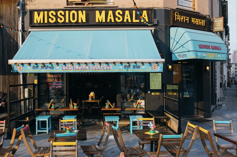 Mission Masala
