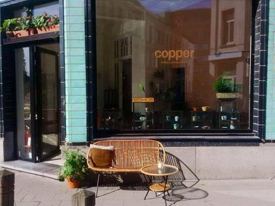 Copper - Coffee Bar - Antwerp
